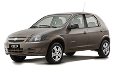 Chevrolet Celta 5p Advantage100