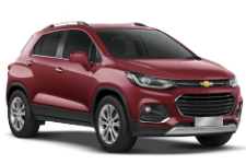 camioneta Chevrolet Tracker 4x4 AT en Cuotas 100