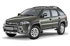 auto Fiat Palio Weekend Adventure en Cuotas 100