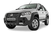 Comenzado Fiat Palio Adventure Locker