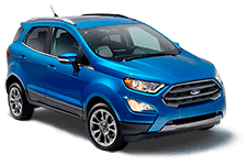 Adjudicado Ford Nueva EcoSport