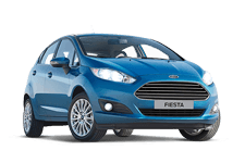 Ford Fiesta Kinetic Trend