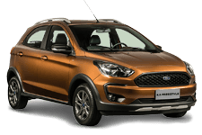 Ford Ka Freestyle100