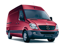 Mercedes Benz Sprinter Furgon 415 TE100