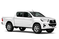 camioneta Toyota Hilux Doble Cabina 4x2 en Cuotas 7030