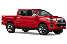 Toyota Hilux Doble Cabina 4x4100