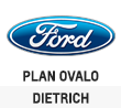 Logo Plan Ovalo Ford