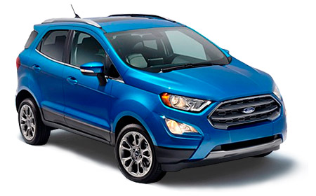 Nueva EcoSport Plan 100% Adjudicado