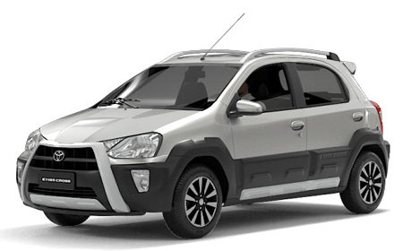 Etios Cross Plan 100%