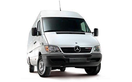 Sprinter Furgon 411 CDI Plan 70/30